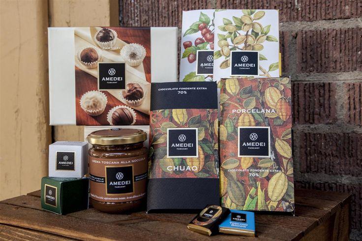 Amedei Chocolates - Italian Gourmet Chocolate Bars
