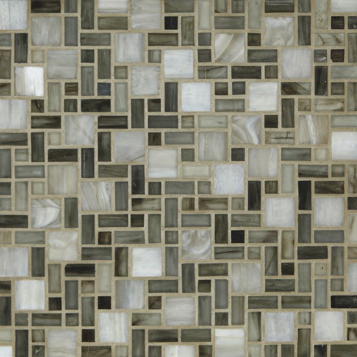 Gendai Mosaic Color Ban Silk