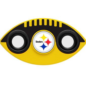 Pittsburgh Steelers Two-Way Fidget Spinner