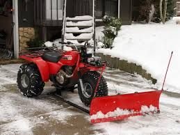 1985 honda big red snow plow - Google Search