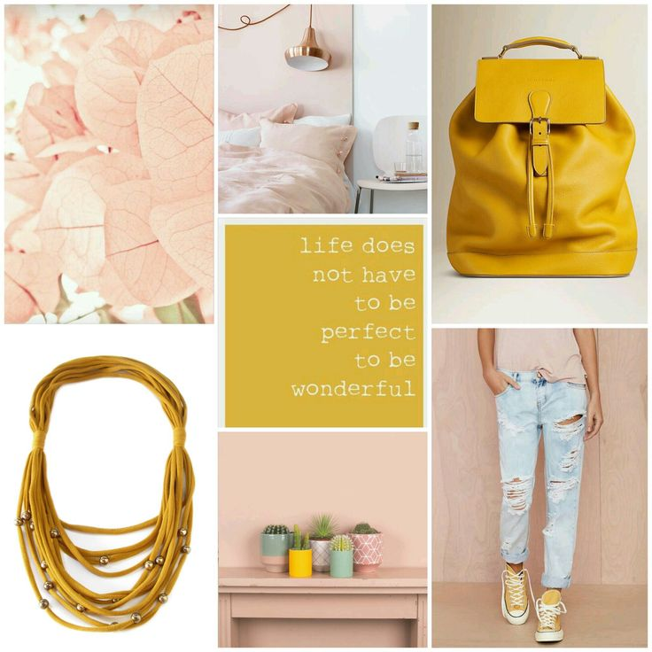 Life does not have to be perfect to be wonderful..  #recycleyourtshirt #fabric #necklace #upcycling #etsy #inspiredbycolor #moodboard http://etsy.me/1pQE1wt