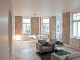 Villa Albatros auf Ahlbeck: 1 Schlafzimmer, für bis zu 4 Personen. Luxuriöses Appartement heißt Sie herzlich Willkommen | FeWo-direkt