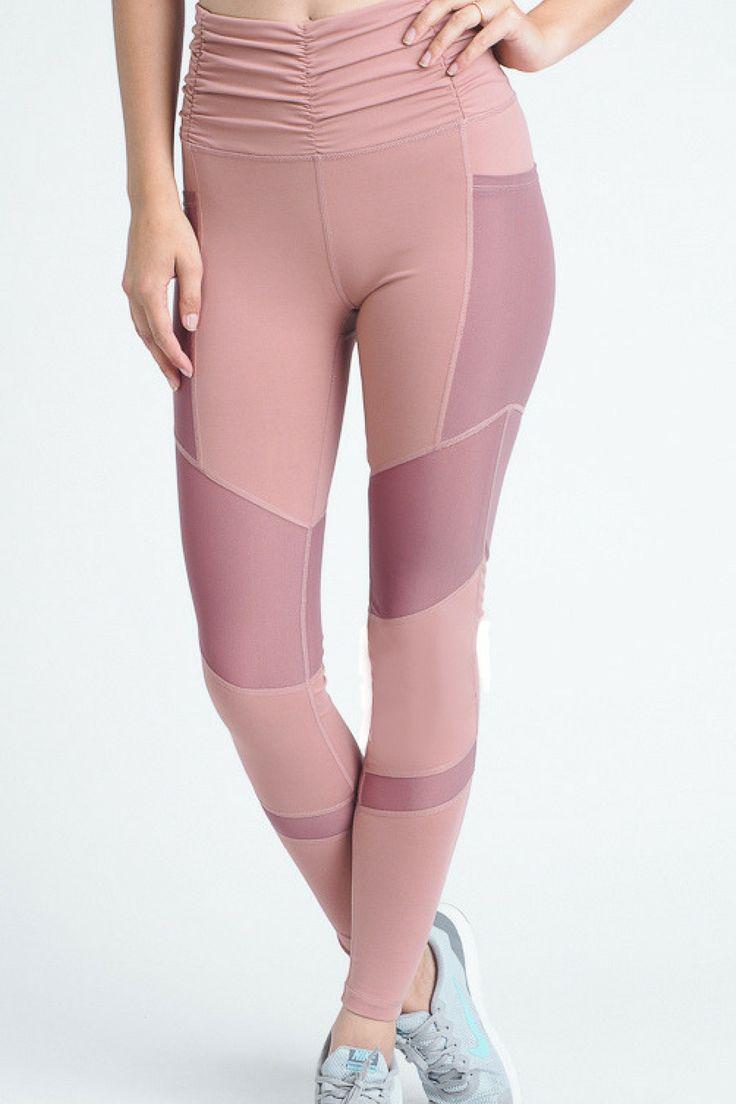 Pink Slate Boutique - Gym, Tan, Laundry Workout Pants (Blush), $32.00 (http://www.pinkslateboutique.com/gym-tan-laundry-workout-pants-blush/)