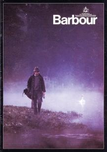 Barbour iconic poster 2