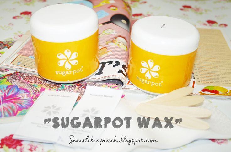 Sugar Pot Wax, wax wax wax! LOL