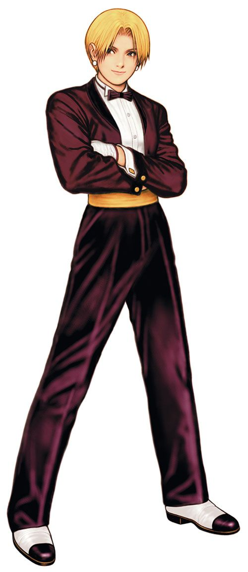 King from King of Fighters 2000