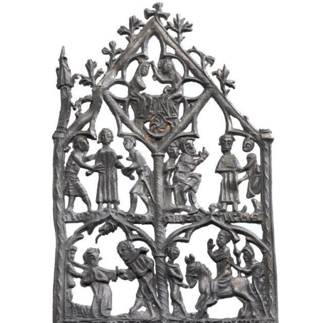 esecuzione di tommaso plantageneto, duca di lancaster