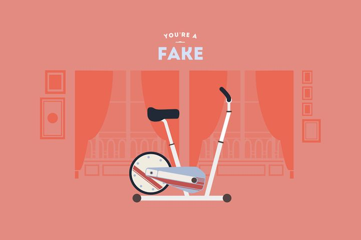 Minimalist Bicycle Posters Cleverly Identify Individual Style - My Modern Metropolis