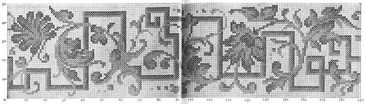 Tapestry and Linen Embroidery - Chapter VII - Encyclopedia of Needlework, Tapestry Stitches, Tapestry Patterns,Stitches for Linen Embroidery, Patterns for Linen Embroidery