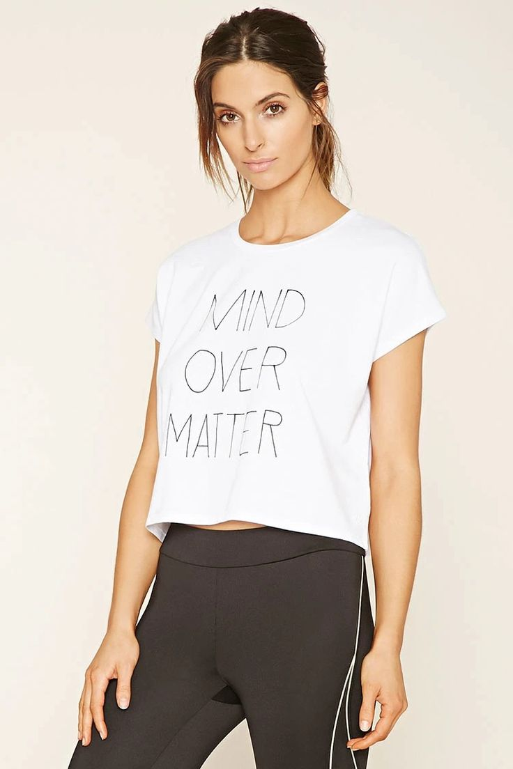 Active Matter Graphic Tee #f21active