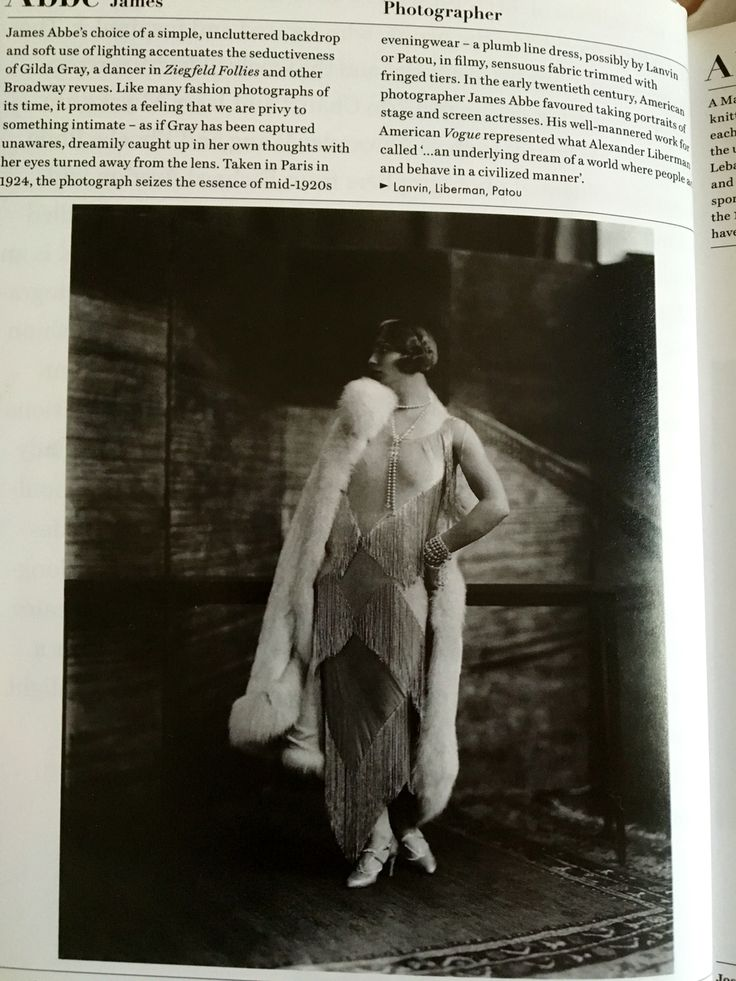 Gilda Gray,Paris, 1924 Photo by James Abbe