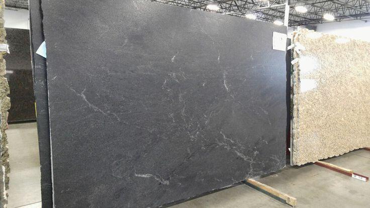 Negresco Honed Leathered Granite For Perimeter Kitchen