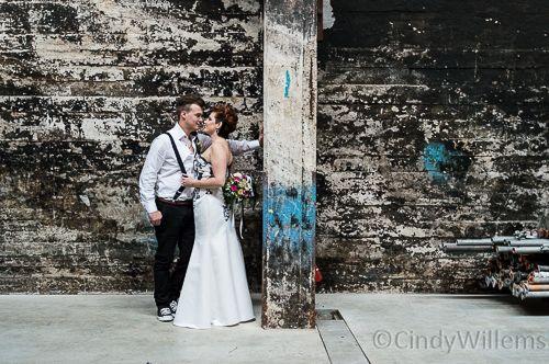 Weddingshoot @ Koekbouw Veghel