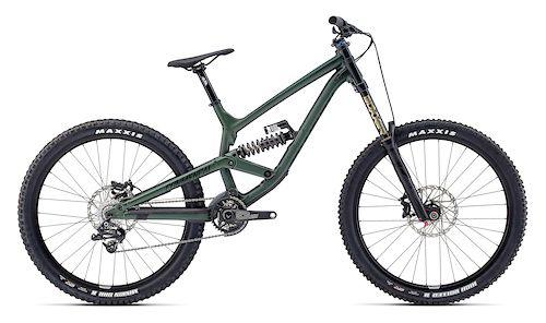 Commencal Announces New Furious DH Bike - Pinkbike