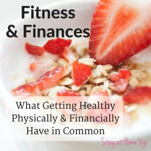 fitness and finances