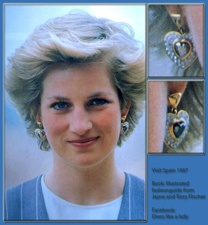 78 best the royal jewelry box princess diana images on for Princess diana jewelry box