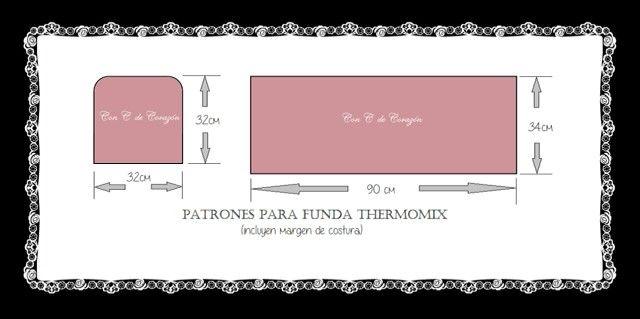 Funda termomix