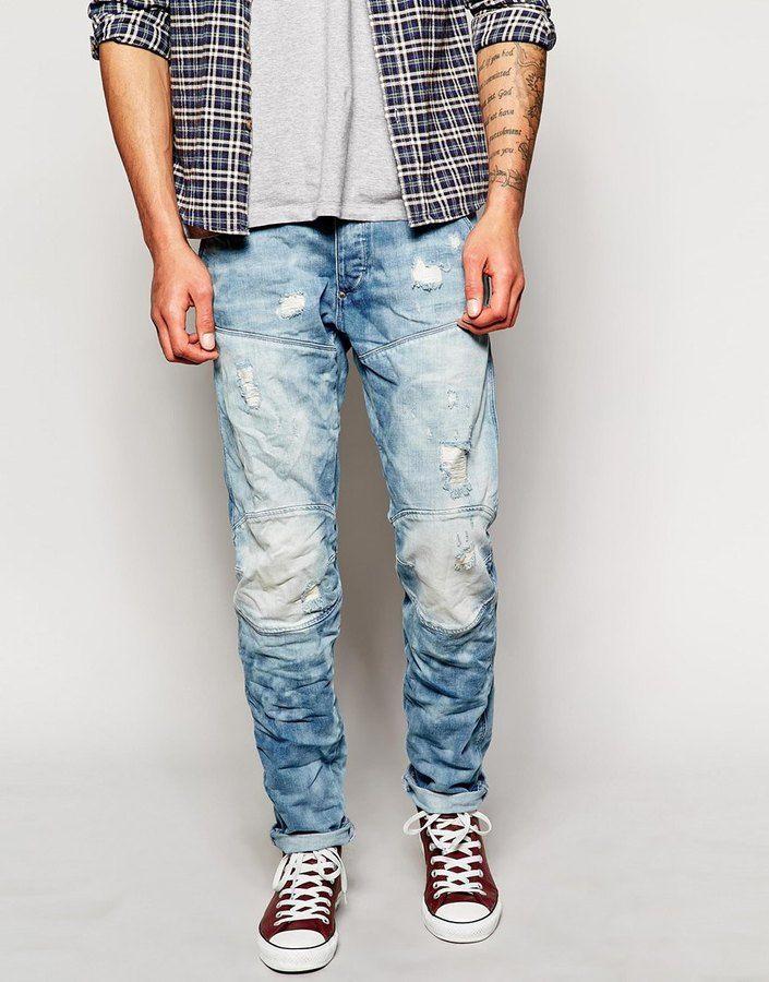 Light Denim Jeans For Men - Legends Jeans