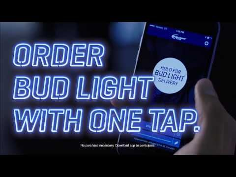 THE BUD LIGHT BUTTON - THE PERFECT BUTTON FOR WHATEVER HAPPENS (ANDROID) - YouTube
