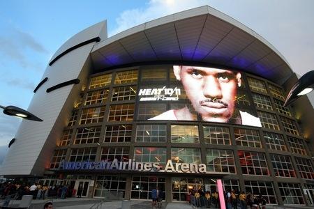 American Airlines Arena Miami, FL