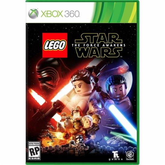 LEGO Star Wars: The Force Awakens - Xbox 360 - Front Zoom
