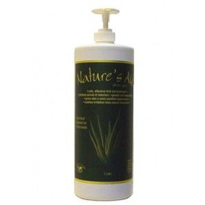 This is a medicine cabinet must have. For any and every skin ailment, the power is in ALOE!