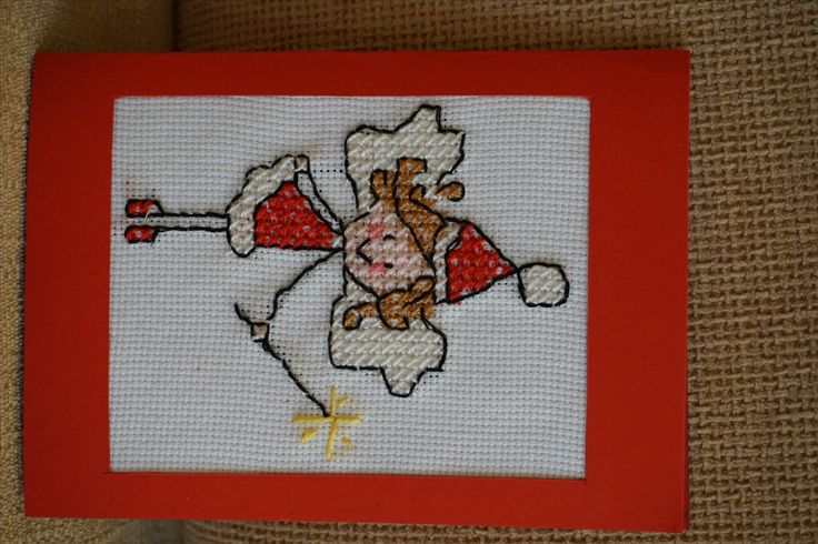 Christmas cards  cross stitch