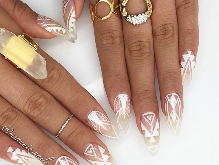 From head to toe, going to a festival means going all out and that includes on your nails. Check out these 15 different nail designs for inspiration!
