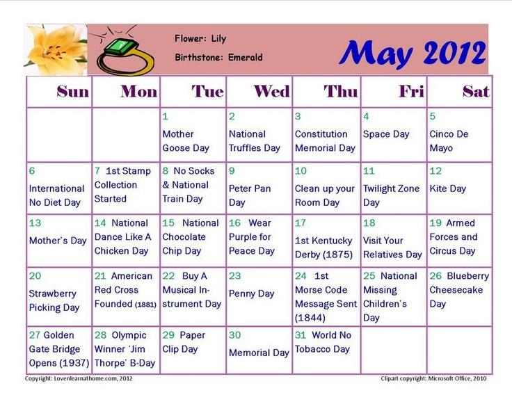 May Calendar Picture Ideas : Best school holiday calendar ideas on pinterest