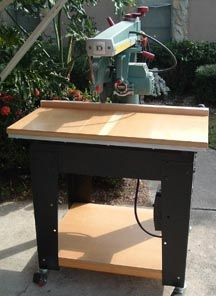 "Mr. Sawdust Presents ""How To Master The Radial Arm Saw"""