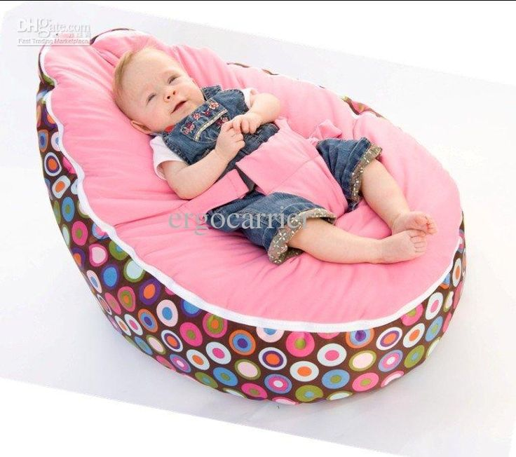 Baby Bean Bag Kids Sofa Chair Cover Infant Snuggle Bed Cradle No Filling  With Two Velvet Top Covers Oxford Waterproof Fabric Base Hot Sell
