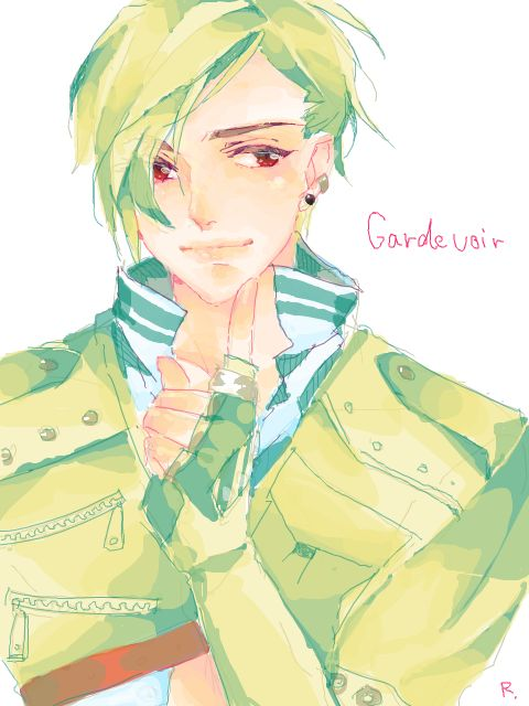 Anonymous asked: Got any more male Gardevoir?