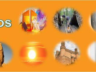 Anciano de días, Roca, Escudo, Purificador, Refugio, Fortaleza y Sol