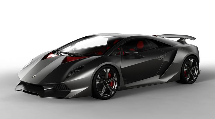 The Sesto Elemento is a masterpiece of extreme lightweight engineering and demonstrates the outstanding expertise of Automobili Lamborghini in all areas of carbon-fiber technology.
