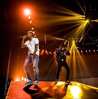 VIDEO: Chris Brown & Wizkid Perform African Bad Girl @ #OneHellofaNight Tour Amsterdam   As we told yall earlier Chris Brown is currently on his #OneHellofaNight European Tour 2016 alongside our very own Wizkid. Last night Wiz and Breezy performed their unreleased collaboration on the Sarz-produced track African Bad Girl (recorded in 2014) at the Ziggo Dome Amsterdam. Watch a clip from their performance below. DOWNLOAD VIDEO  VIDEO