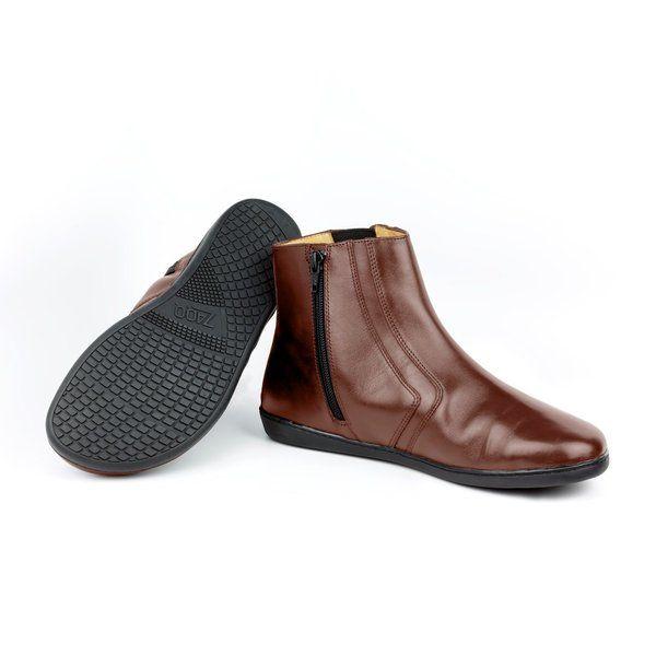 SQY Braun -German barefoot boots