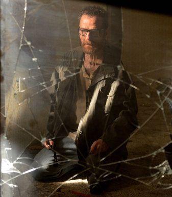 "Walter White (Bryan Cranston) in the ""Breaking Bad"" Season 5 episode; Blood Money."