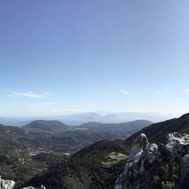 #onthetop #travel #instatravel #tv_living #tv_travel #lefkada