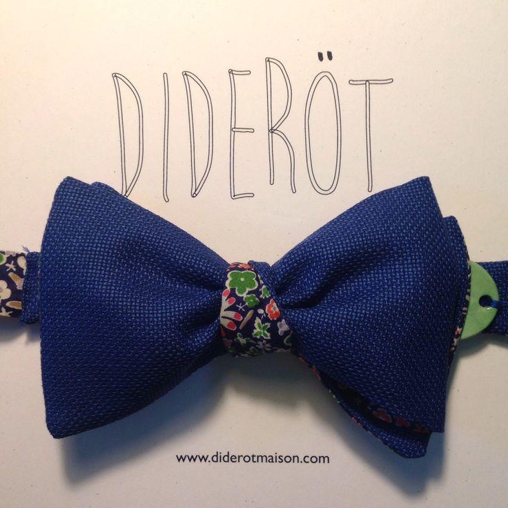 Diderotmaison bow tie - noeud papillon -DA4