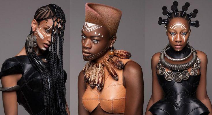 Estilista de cabelos exalta a cultura africana através de penteados surpreendentes - Stylo Urbano #moda #afro #estilo #cabelos #africano #fotografia