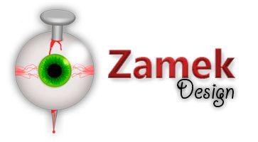 Logo Zamek Design