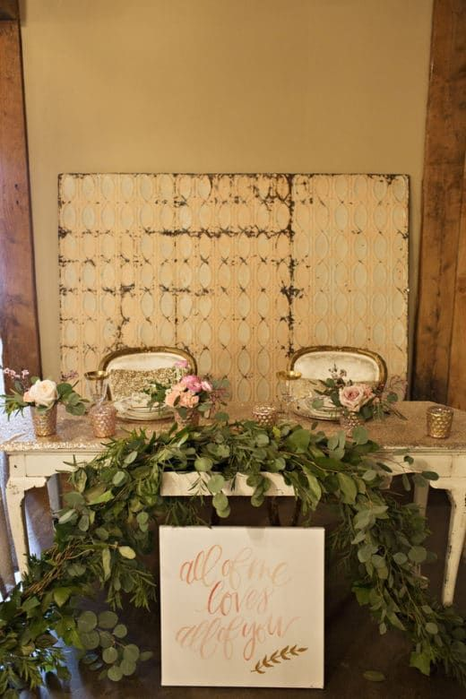 1158 best rustic wedding decorations images on pinterest rustic blush gold romantic wedding inspiration rustic wedding decorationsrustic junglespirit Image collections