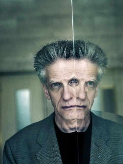 David Cronenberg by Nicolas Guérin.