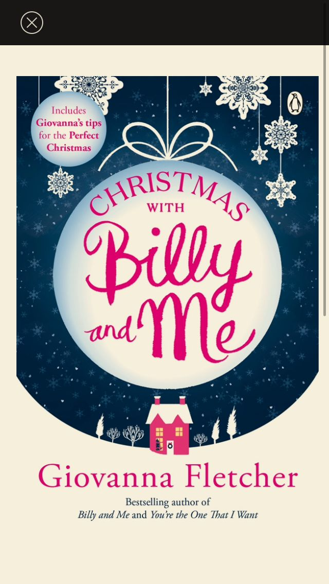 Book seven - Christmas with Billy and Me by Giovanna Fletcher