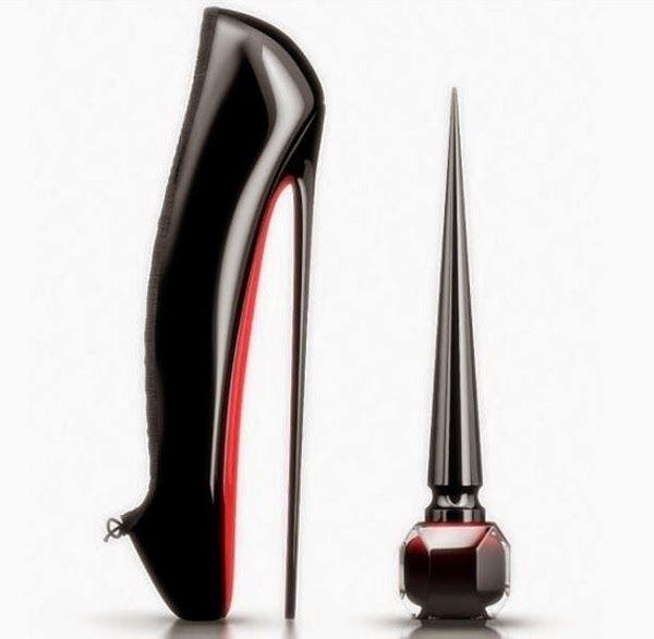 Esmalte #louboutin   #nails #red #beauty #design