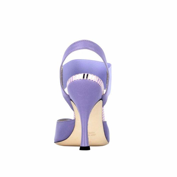BANDOLERA E1 PARME<br>Chaussure de tango