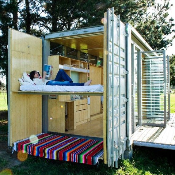 1000+ Ideas About Prefab Container Homes On Pinterest