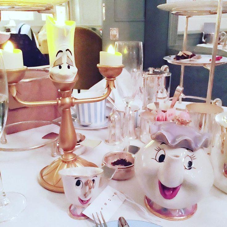 Hoe leuk (en lekker): 'Belle en het Beest' high tea in Londen · LINDA.
