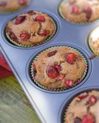Cranberry-Apricot Muffins (Gluten, Dairy and Sugar Free) |Gluten-Free Goddess® Recipes