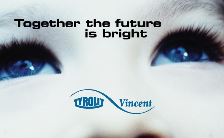 Advertising Tyrolit Vincent